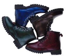 Flat (less than 0.5') Fur Ankle Boots for Women