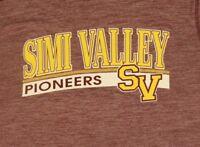 Simi Valley Pioneers High School T-shirt L M S Sport Athletics California Poly