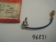 NEW HOMELITE 1050 2100 650 OR SUPER XL NUT  ON//OFF SWITCH  P//N 72084-AI