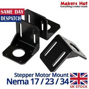 Nema17 23 34 - Stepper Motor Mounting L Bracket