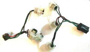98-02 Isuzu Trooper  tail light tail lamp harness set