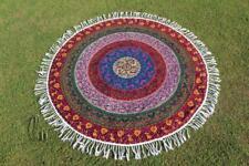 AU SELLER Cotton Tapestry Blanket Bedspread Yoga Shawl Beach Towel sw086-2