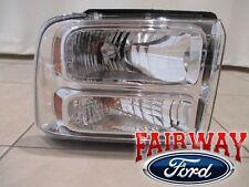 06 & 07 Super Duty F250 F350 F450 F550 OEM Ford Head Lamp Light PASSENGER RIGHT