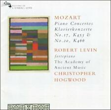 Mozart: Piano Concertos, K453, K466 (CD, Jul-1997, L'Oiseau-Lyre)