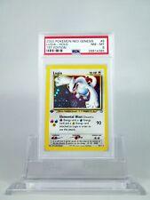 PSA 8 1st Edition HOLO Lugia Pokemon Neo Genesis #9/111