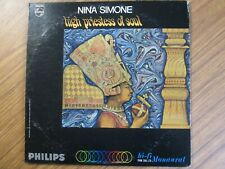 Nina Simone - High Priestess of Soul * Philips PHM 200-219 Mono * EX/EX