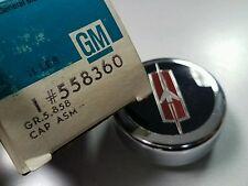 1977 oldsmobile NOS wheel center cap gm oem #558360