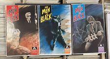 The Men In Black Comics (Aircel, 1990) Run 1, 2 & 3 Set Of 3 Comics