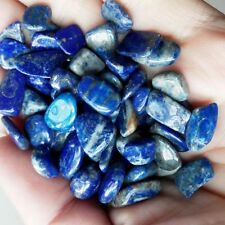 50g Natural LAPIS LAZULI Crystal Chips Stone Particles Specimen Rock polish
