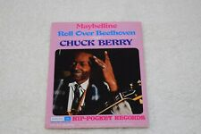 Chuck Berry-Maybelline/Roll Over Beethoven, Hip Pocket, HP34, Flexi, NM