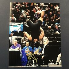 Gable Steveson Hand Signed 8x10 Photo Usa Olympics Wrestling Autograph Minnes