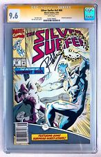 SILVER SURFER #60 CGC SS 9.6 SIGNED RON MARZ 1991 VOLUME 3 MARVEL