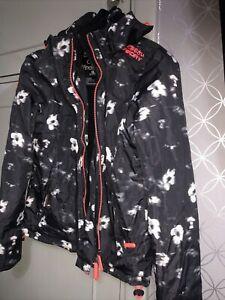 ladies superdry jacket large