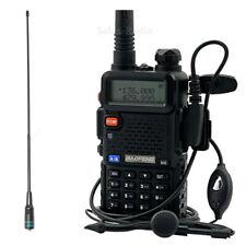 Baofeng UV-5R 5W Dual Band VHF/UHF FM Walkie Talkie Radios Nagoya NA-771 Antenna