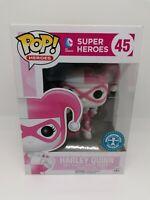 Funko Pop! Vinyl Figure - Harley Quinn (pink) - Underground Toys exc - DC comics