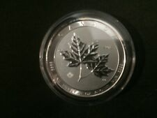 2018 Canada 2oz $10 Maple Leaf twin Leafs Silver Bullion Coin