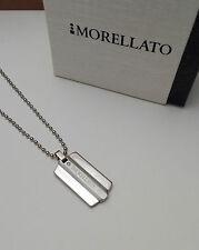 MORELLATO - Collana DANDY SPL08 Acciaio Diamante