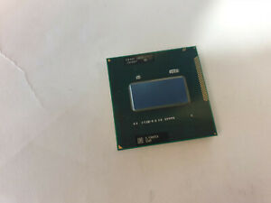 Intel Core i7-2860QM 2.5-3.6GHz 8M 4Cores SR02X Socket G2 Notebook CPU Processor