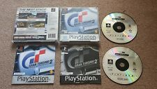 Sony Playstation One 1 PS1 Game Gran Turismo 2 PAL