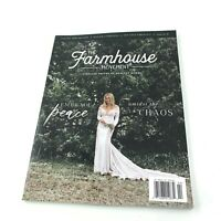 The FARMHOUSE MOVEMENT Magazine Jan Feb Mar 2020 ~ Embrace Peace