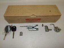 New OEM 2012-2016 Isuzu D-Max Key Cylinder Set Auto Lock Glove Box Remote Gate