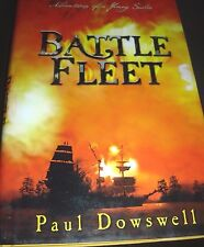 Adventures of a Young Sailor Battle Fleet by Paul Dowswell 1st 2008 Hardcover