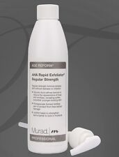 Murad AHA Rapid Exfoliator - Regular Strength 200ml/8oz PRO New Fresh