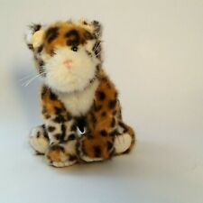 RARE! Boyds Collection Cat 1988 - 2003 Jointed Head & Legs Toy Plush #3809052