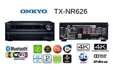 Onkyo Receiver TX NR626 and Proficient Sub and Speaker Package
