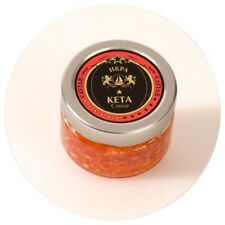 200g Keta-Lachs-Kaviar Superior , Caviar, Lachskaviar