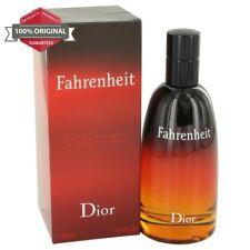 FAHRENHEIT Cologne for MEN 6.8 oz 3.4 oz 1.7 oz 1.35 oz EDT by Christian Dior