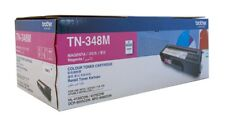 Brother Tn-348 Magenta Toner Super High Yield 6000 Pages