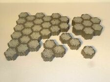 Heroscape Terrain - Dungeon Terrain Lot - 80 Hexes - Expand Your Battlefield