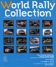 [BOOK] World Rally Collection 2002 SS WRC Subaru Impreza LANCIA STRATOS Japan