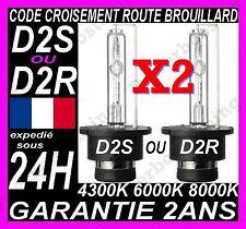 AMPOULE LAMPE FEU PHARE XENON D2S D2R DE RECHANGE KIT HID FEUX PEUGEOT 12V 35W