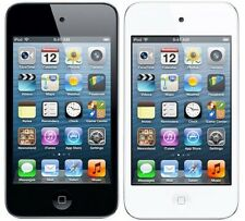 Apple iPod Touch 4th Gen 16GB - Black & White - MP3 Player *iOS 6* | Poor (C)