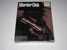 Murder Club (PC, IBM, Tandy, DOS, 1991) Rare Broderbund Game, Vintage