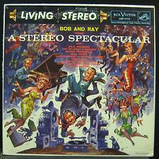 BOB & RAY throw a stereo spectacular LP VG+ LSP-1773 Living Stereo HP TAS List