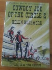 Cowboy Joe of the Circle S by Helen Rushmore     (1950) (paperback)