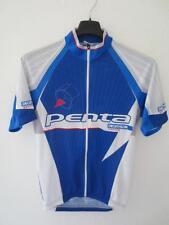 Maillot cycliste PENTA DECATHLON RACING bleu gris S