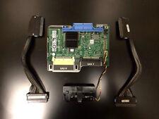 Dell PowerEdge PERC 6i SAS/SATA RAID Controller Battery/Cables WY335 H726F