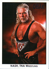 TNA Kevin Nash #94 OBAK Retro Card Short Print LE /600 2010 Tristar New Era FD