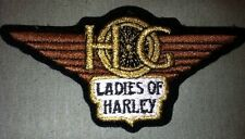 Ladies of Harley HOG Harley Owners Group Patch Mint condition HOG Collection