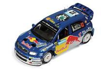 IXO 1:43 Skoda Fabia WRC Rally Suecia 2006 RAM277 $
