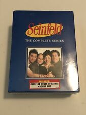SEINFELD THE COMPLETE SERIES - 1-9, DVD BOX SET, FREE SHIPPING, NEW.