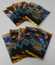1994 Fleer Ultra X-Men Marvel Chromium 11 Sealed Booster Packs