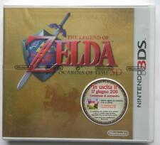 THE LEGEND OF ZELDA OCARINA OF TIME 3D NINTENDO 3DS GIOCO PREVENDITA
