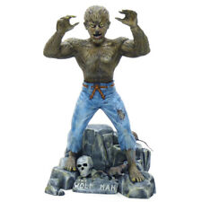 1962 Aurora WOLFMAN Model Kit PRO BUILT UP Wolf Man NICE!