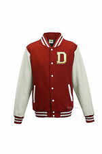 PERSONALISED VARSITY JACKET with Custom EMBROIDERY College Letterman Baseball