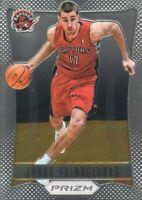 2012-13 Panini Prizm Basketball #280 Jonas Valanciunas RC Toronto Raptors